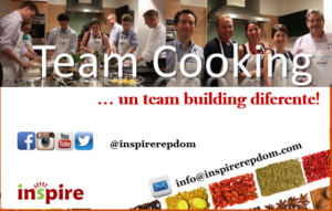 Team Cooking redes